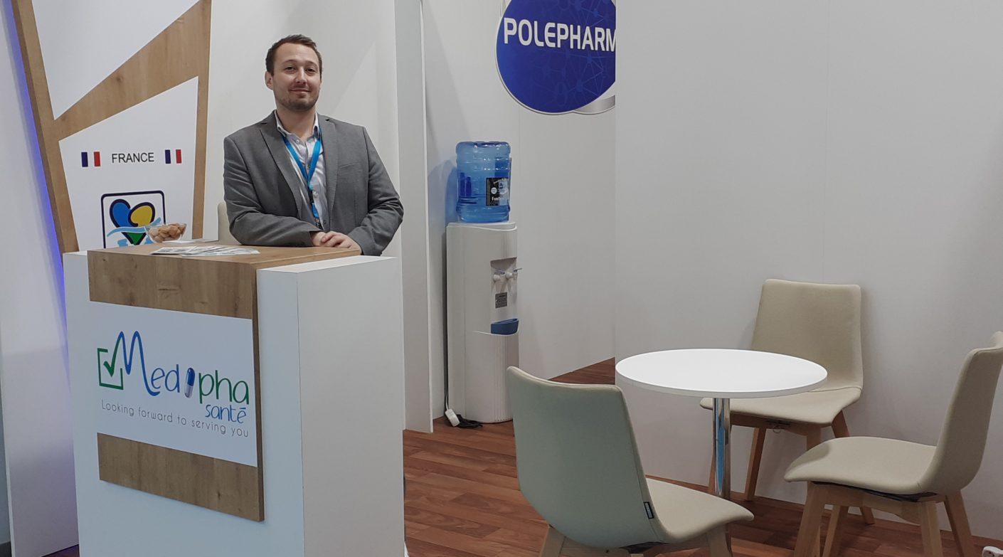Medipha at CPhI 2019